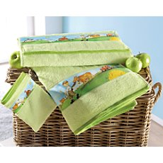 Kinderbutt 3-pc towel set