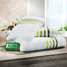 Erwin Müller  3-pc full terry towel set + soap