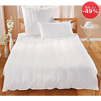 Centa Star Leicht-Steppbett Allergo Cotton