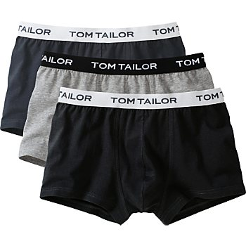 Tom Tailor Herren-Pants im 3er-Pack