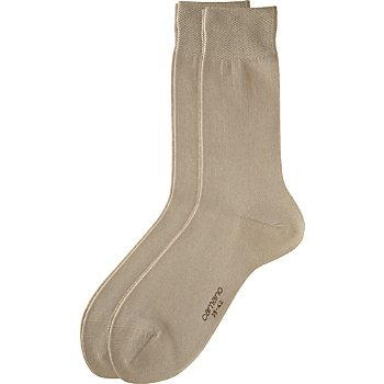 Camano Herren-Socken Business im 2er-Pack