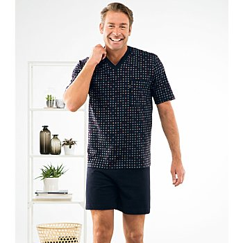 Ammann Single-Jersey Herren-Shorty