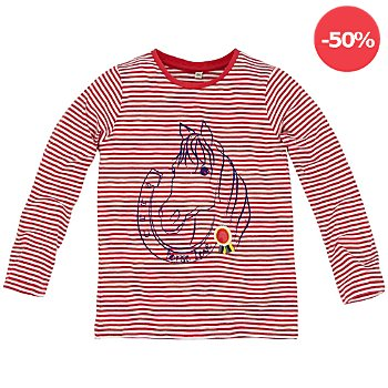 Bondi Single-Jersey Kinder-Langarmshirt