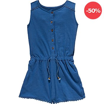 Knot so bad Single-Jersey Kinder-Jumpsuit