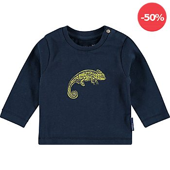 Noppies Single-Jersey Baby-Langarmshirt