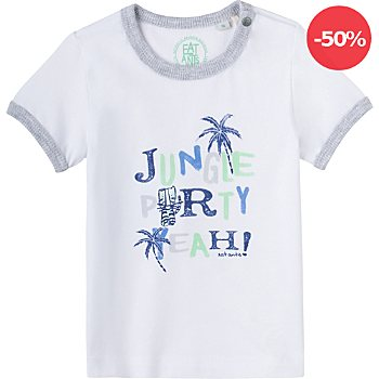 Eat Ants by Sanetta Single-Jersey Baby-T-Shirt