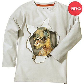 Knot so bad Single-Jersey Kinder-Langarmshirt