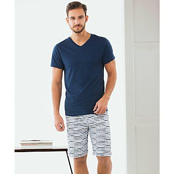 ESPRIT Single-Jersey Herren-Shorty