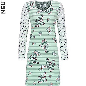 Bloomy by Ringella Single-Jersey Damen-Nachthemd