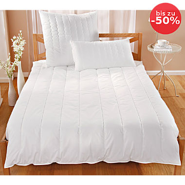 Centa Star Duo-Steppbett Allergo Cotton