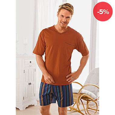 Erwin Müller Single-Jersey Herren-Shorty