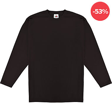 Fruit of the Loom Unisex-Langarmshirt