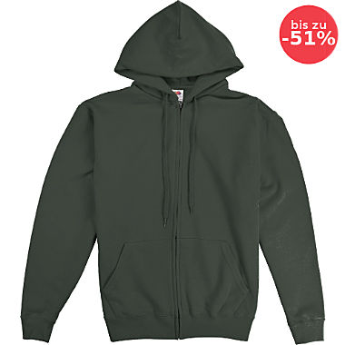 Fruit of the Loom Unisex-Kapuzenjacke