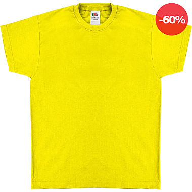 Fruit of the Loom Kinder-T-Shirt