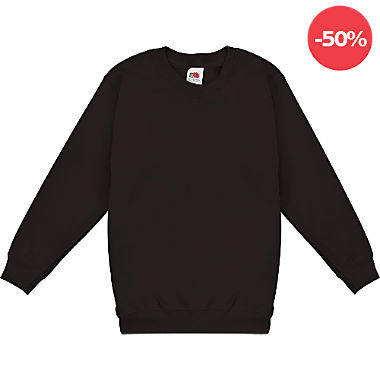 Fruit of the Loom Kinder-Sweatshirt