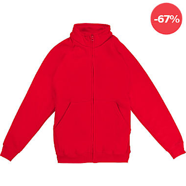 Fruit of the Loom Kinder-Sweatjacke