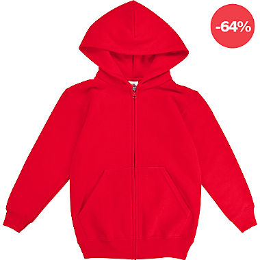 Fruit of the Loom Kinder-Kapuzenjacke