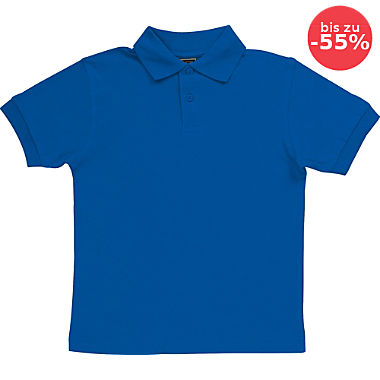 James & Nicholson Kinder-Poloshirt
