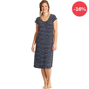 Hajo Single-Jersey Freizeitkleid