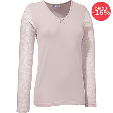 Erwin Müller Mix & Match Single-Jersey Damen-Langarmshirt