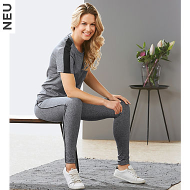 Erwin Müller Single-Jersey Damen-Leggings