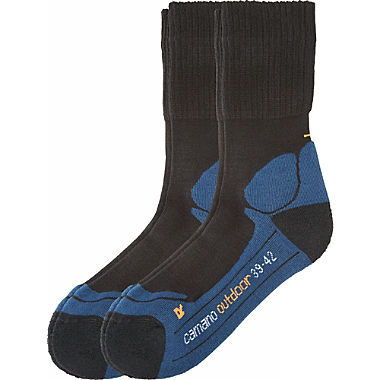Camano Unisex-Outdoor-Socken im 2er-Pack