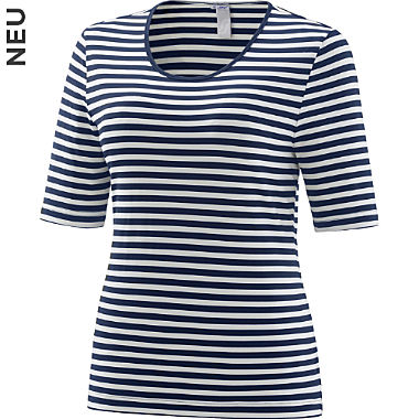 Joy Single-Jersey Damen T-Shirt