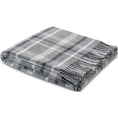 Biederlack Woll Plaid