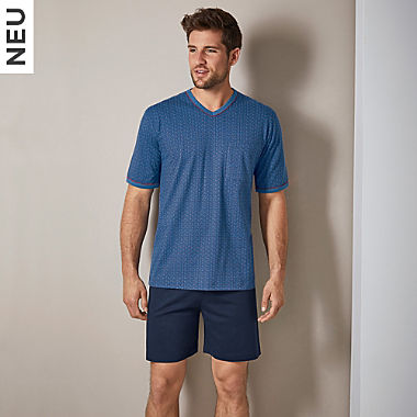 CiTO Single-Jersey Herren-Shorty