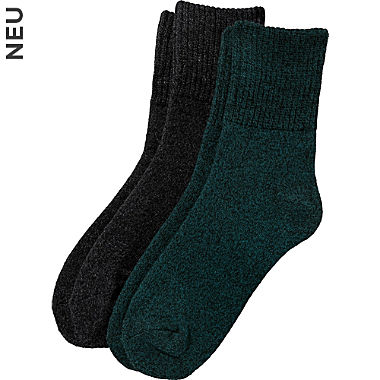 REDBEST Damen-Thermo-Socken im 2er-Pack