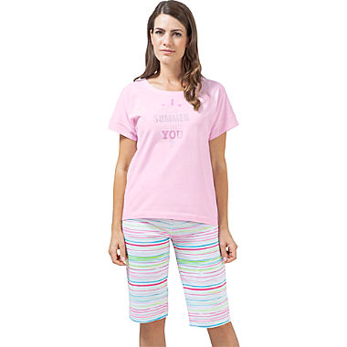 Hajo Single-Jersey Damen-Shorty