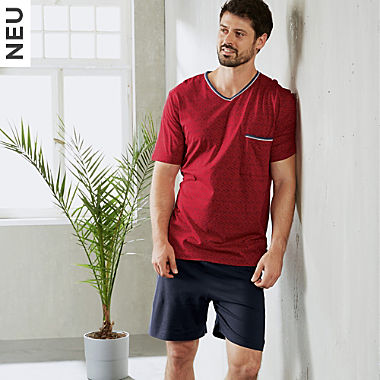 ESGE Single-Jersey Herren-Shorty