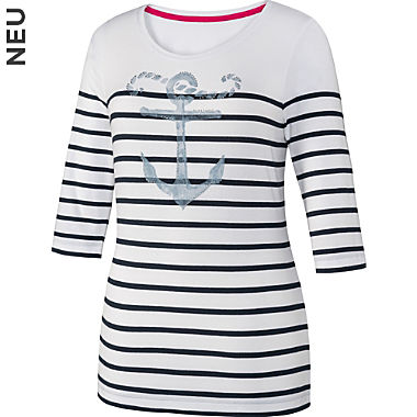 Joy Single-Jersey Damen-T-Shirt