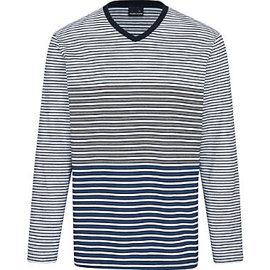 Ammann Mix & Match Single-Jersey Herren-Langarmshirt