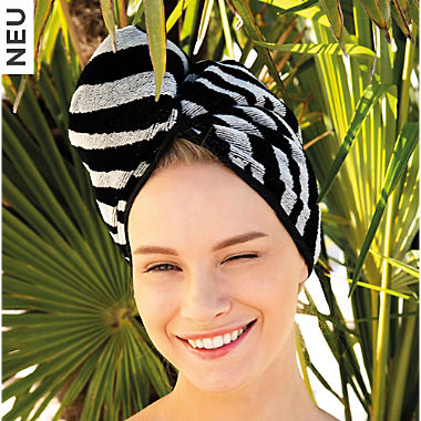 Möve Velours Turban