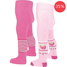 Pack of 2 tights