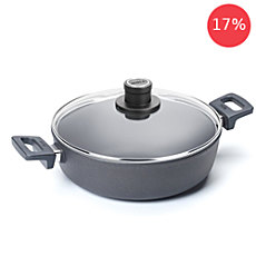 Woll casserole with glass lid, induction