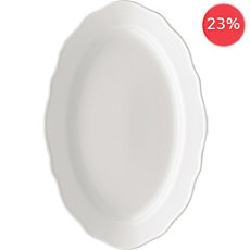 Hutschenreuther oval plate