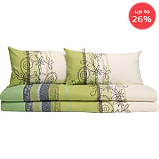 Erwin Müller 4-pc saving pack duvet cover set