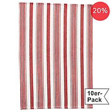 REDBEST 10-pack tea towels