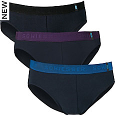 Schiesser 95/5 3-pack men's briefs