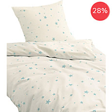Bierbaum cotton flannel duvet cover set