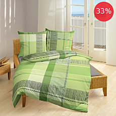 Bierbaum single jersey duvet cover set