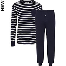 Jockey single jersey men´s pyjamas