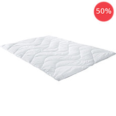 Erwin Müller duo quilted duvet