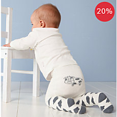 Baby Butt thermal tights