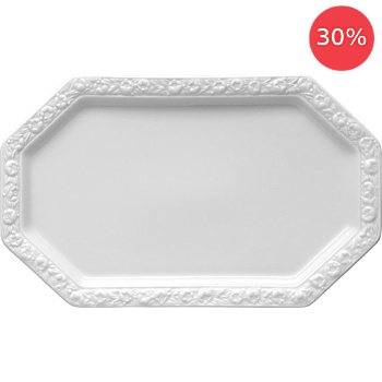 Rosenthal Selection Maria tray for milk/sugar