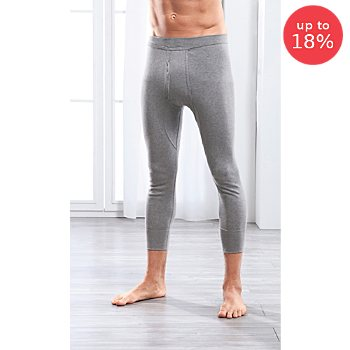 Pack of 2 Erwin Müller underwear pants (3/4 length)