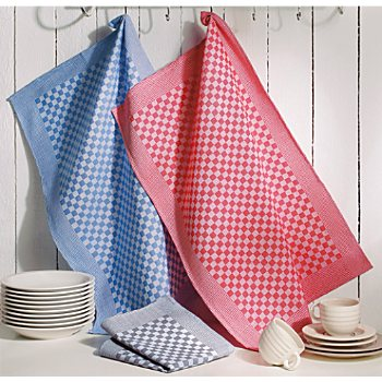 Pack of 3 tea towels