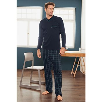 Jado interlock jersey men´s pyjamas